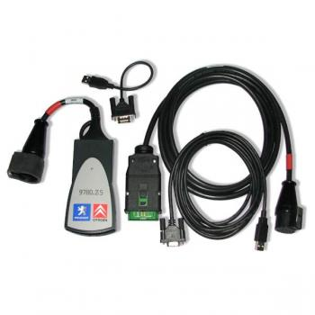 Tool for car - Lexia-3, diagnostic tool for Peugeot, Citroen